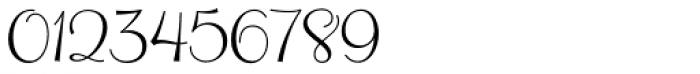 Carioca Script Pro Font OTHER CHARS