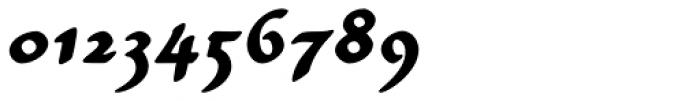 Carlin Script Bold Italic Font OTHER CHARS