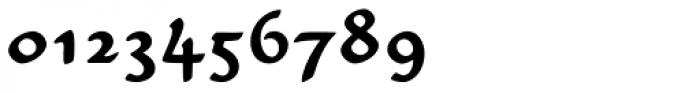 Carlin Script Medium Font OTHER CHARS
