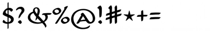 Carlin Script SC Font OTHER CHARS