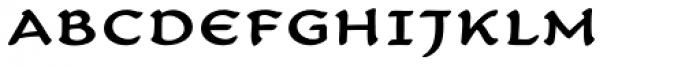 Carlin Script SC Font LOWERCASE