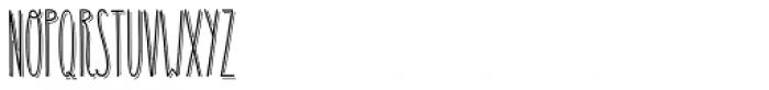 Carlino Bold Shade Font UPPERCASE