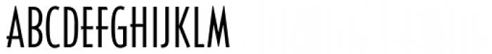 Carlos Light Font UPPERCASE