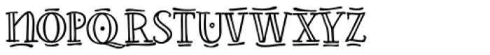 Carmencita Regular Font LOWERCASE