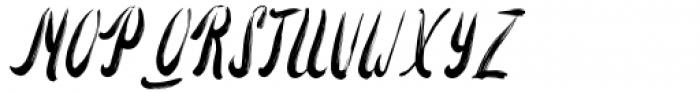 Carmentz Regular Font UPPERCASE