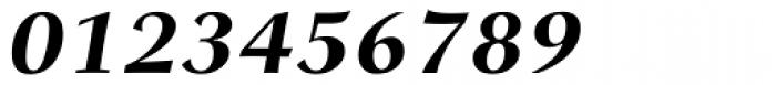 Carmina BT Bold Italic Font OTHER CHARS