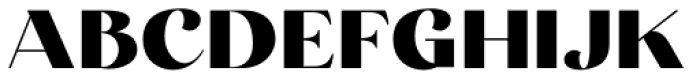 Carneys Gallery Sans Font UPPERCASE