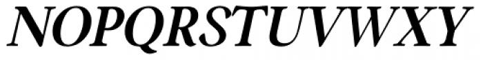 Carniola Bold Italic Font UPPERCASE