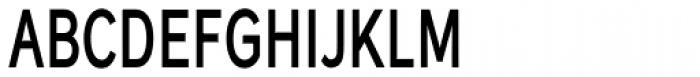 Carnova Narrow SemiBold Font UPPERCASE