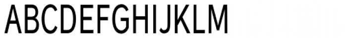 Carnova Narrow Font UPPERCASE