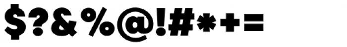 Caros Black Font OTHER CHARS