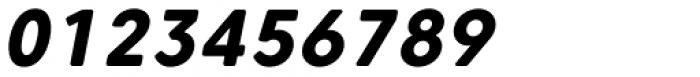 Caros Soft Extra Bold Italic Font OTHER CHARS