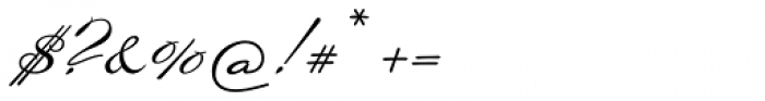 Carpenter Font OTHER CHARS
