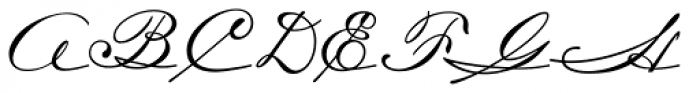 Carpenter Font UPPERCASE