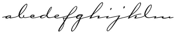 Carpenter Font LOWERCASE
