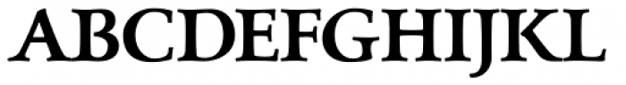 Carrig Bold Font UPPERCASE