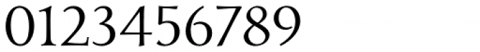 Carrig Pro Light Font OTHER CHARS