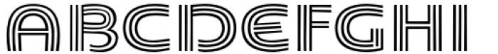 Carrigallen Display Bold Font UPPERCASE