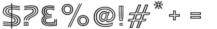 Carrigallen Display Regular Font OTHER CHARS