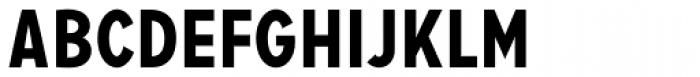 Carrosserie Bold Font UPPERCASE