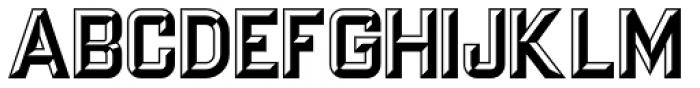 Cartella Cincelada NF Font UPPERCASE