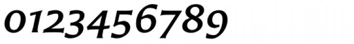 Carter Sans Std Medium Italic Font OTHER CHARS