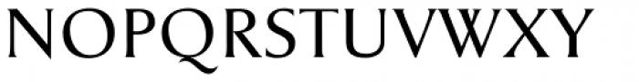 Cartesius Regular Font UPPERCASE