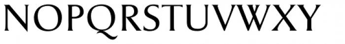 Cartesius Small Caps Font UPPERCASE