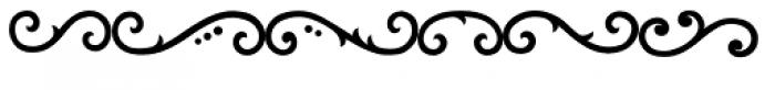Cartouche Font LOWERCASE