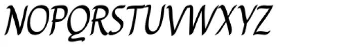 Caryn Regular Font UPPERCASE