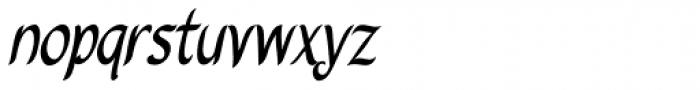 Caryn Regular Font LOWERCASE