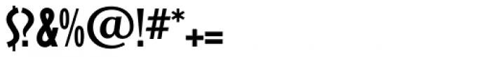 Casablanca RR Cond Medium Font OTHER CHARS