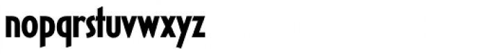 Casablanca RR Cond Medium Font LOWERCASE
