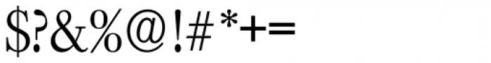 Casad Serial Light Font OTHER CHARS