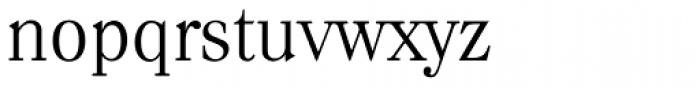 Casad Serial Light Font LOWERCASE