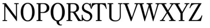Casad Serial Font UPPERCASE