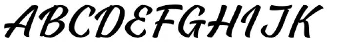 Casat Cap Light Font UPPERCASE