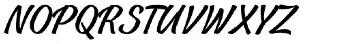 Casat Cap Light Font LOWERCASE