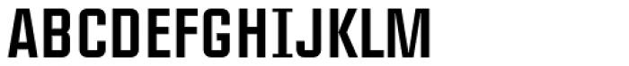 Case Study No 1 Pro Heavy Font UPPERCASE