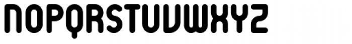 Cashback Bold Font UPPERCASE