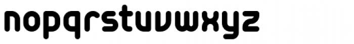 Cashback Bold Font LOWERCASE