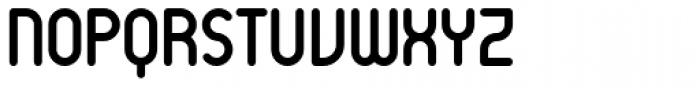 Cashback Medium Font UPPERCASE