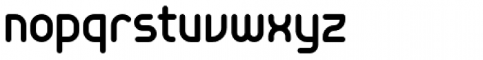 Cashback Medium Font LOWERCASE