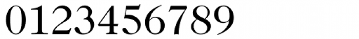 Caslon 224 Book Font OTHER CHARS