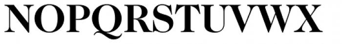Caslon 224 Std Bold Font UPPERCASE