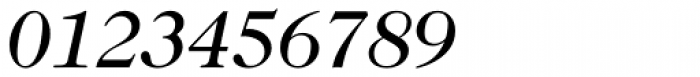 Caslon 224 Std Book Italic Font OTHER CHARS