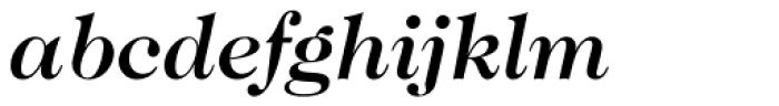 Caslon 224 Std Medium Italic Font LOWERCASE