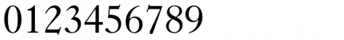 Caslon 540 BT Font OTHER CHARS