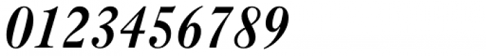 Caslon Bold Italic Font OTHER CHARS