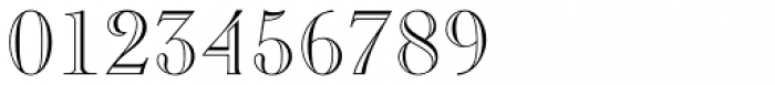 Caslon Open Face Font OTHER CHARS